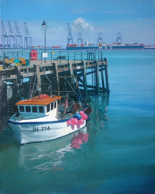 Ted Toms - Harwich 11